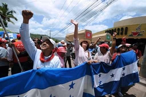 DESDE HONDURAS: La crisis política, segundo reporte