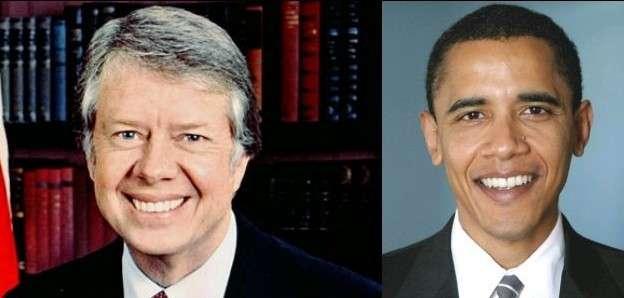 Obama se parece a carter