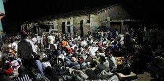 Ayuda a los haitianos: una fase superior de la conciencia humana