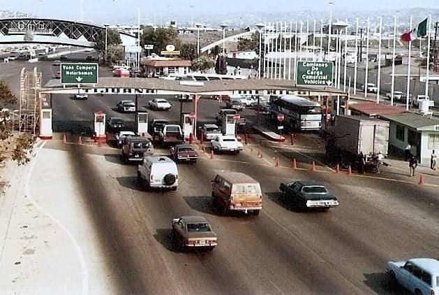 Así cruzábamos: la Línea Tijuana-San Ysidro 2