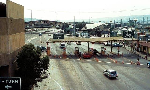 Así cruzábamos: la Línea Tijuana-San Ysidro 1