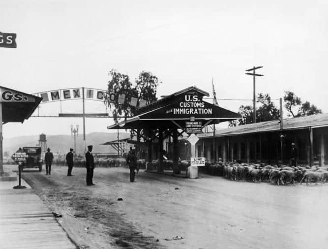Así cruzábamos: la Línea Tijuana-San Ysidro 4