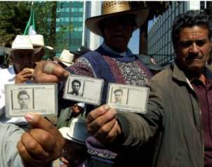 México vs. ex braceros: cómo quitarle el dinero a un anciano