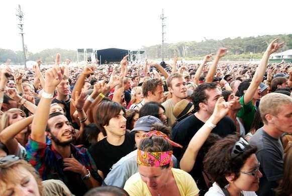 Transpirando rock: coachella y el alto precio del rock masivo
