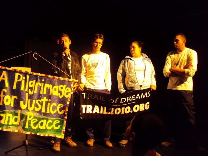 On a Pilgrimage for Justice and Peace