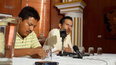Copala: statements on the murder of a leader