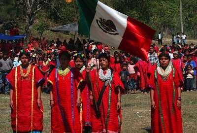 Nación triqui refrenda lucha por la autonomía
