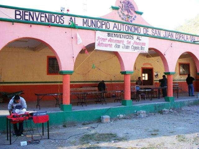 Comunicado del municipio autónomo de san juan copala