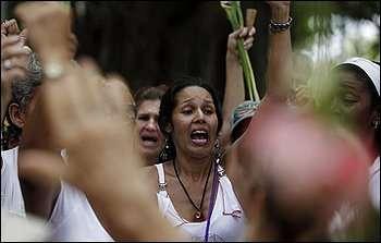 Primer triunfo de la oposición cubana