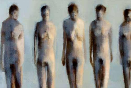 Cinco Mujeres por Javier Arean