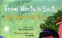 Del norte al sur, un nuevo libro de rené colato laínez