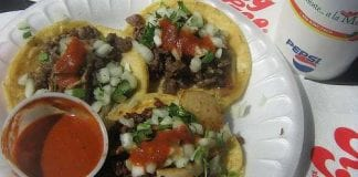 The king of tacos