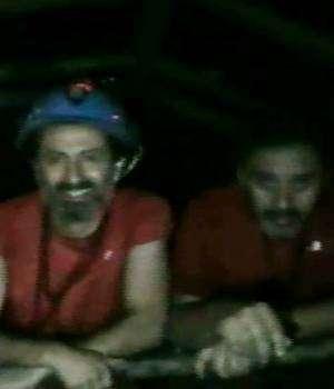 Mineros chilenos ¿cómo sobrevivirán hasta navidad?