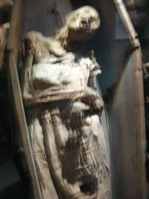 A path with heart: the mummies stole my hat