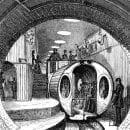 El metro secreto de nueva york