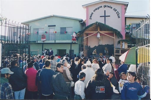 Casa de los pobres Tijuana