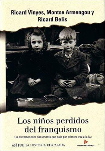 Tinta roja: los niños perdidos del franquismo