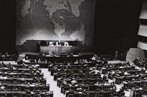 Allá lejos en 1947
