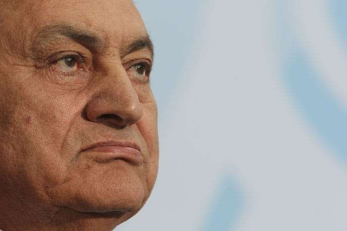 Hosni Mubarak: el desplome del Rais