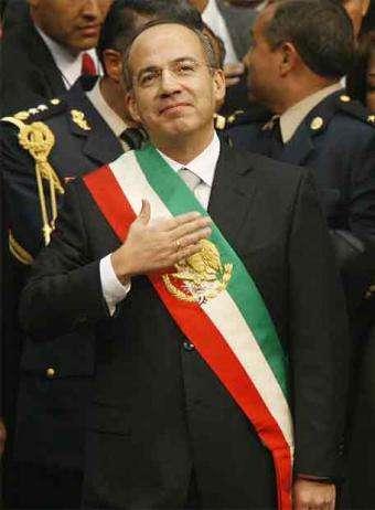 Méxicopolítico: 2011 de las manos sucias de calderón