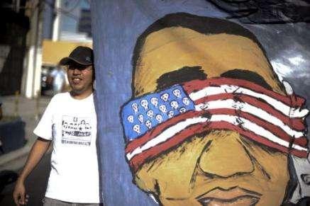 Dispatch from el salvador: obama's drug war feels eerily familiar