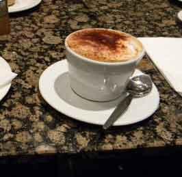 En londres, el mejor café