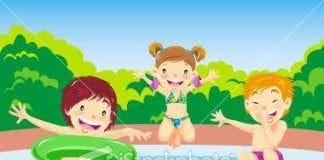 Tijuana blues: la niña mala de la piscina