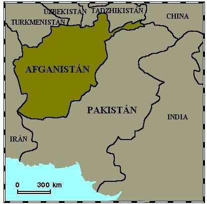 Retiro de las tropas de afganistán