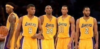 The lakers as a metaphor for love and identity