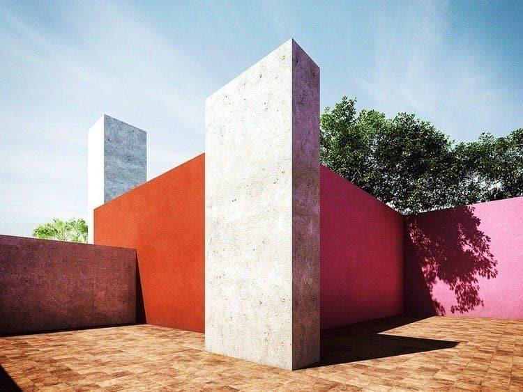 Casa-Estudio Luis Barragán, ciudad de México