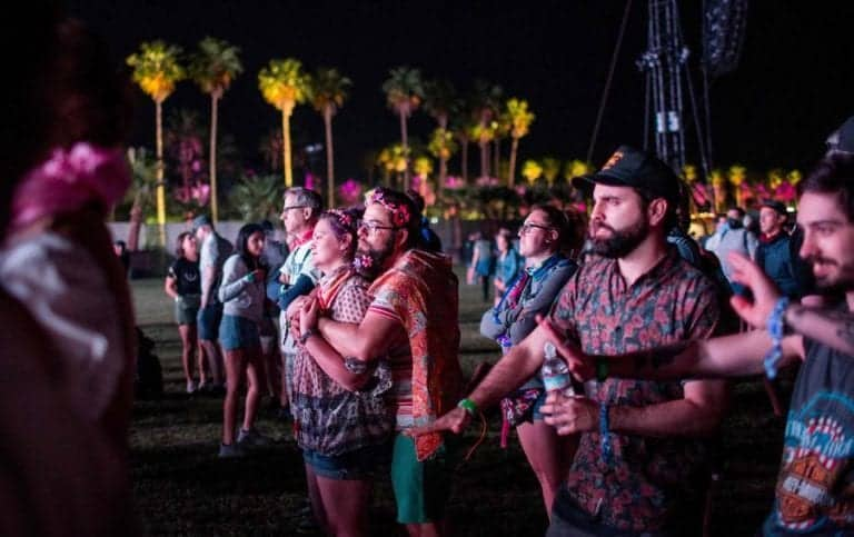 Perspiring rock'n roll: Coachella and the high cost of massive rock