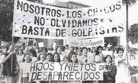 ¿vuelve el terror a la argentina?