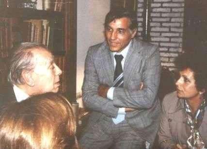 Eduardo pérsico: de un borges desafinado