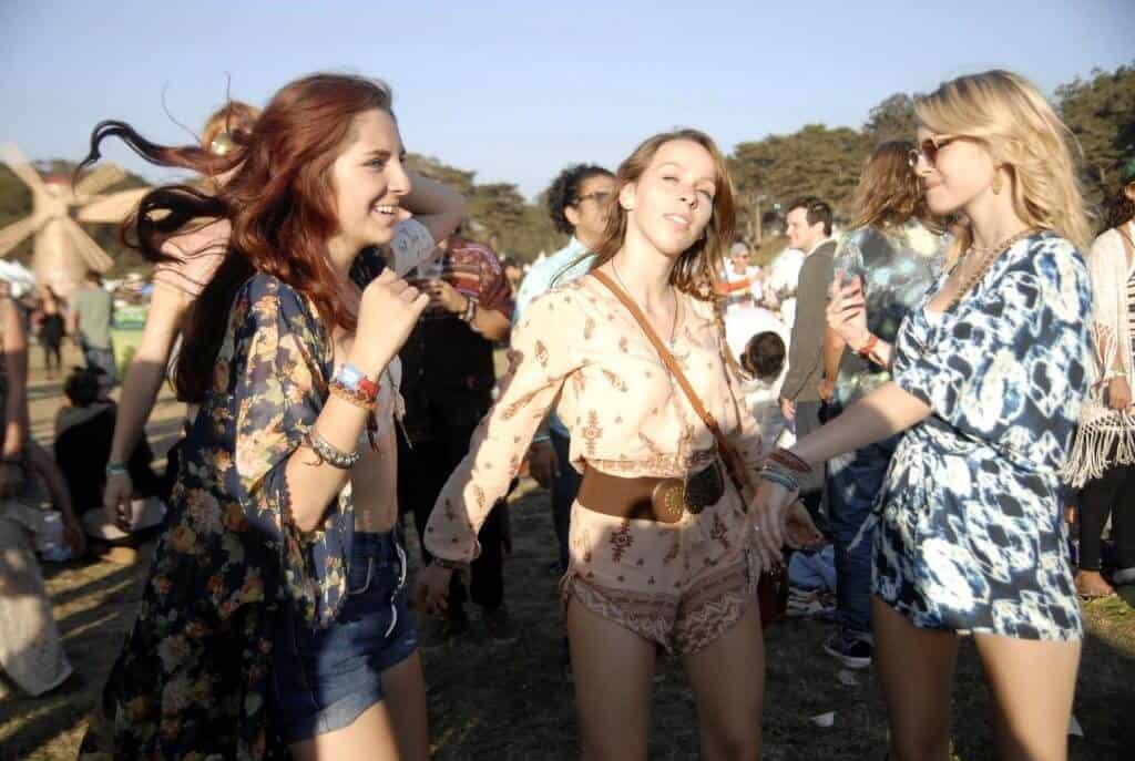 Lo que nos dejó el festival outside lands 2015 (fotos)