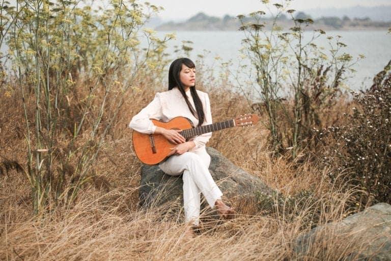 Diana Gameros le canta a México en su álbum Arrullo