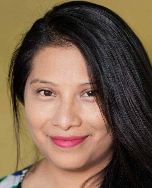 Dos latinas, editoras de historica publicación progresista en fresno