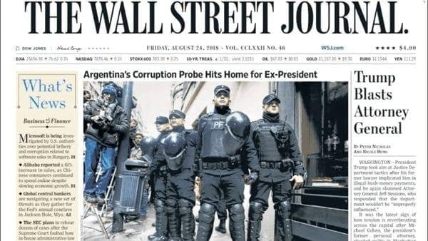 Argentina: para una historia de la corrupción 1