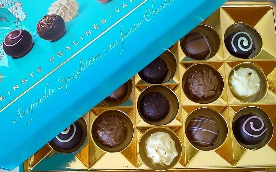 Máximas y mínimas: el sexo es como una caja de chocolates