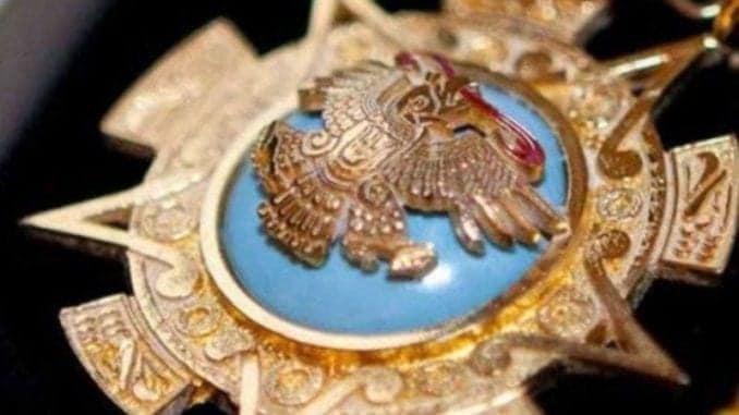 Orden del Águila Azteca