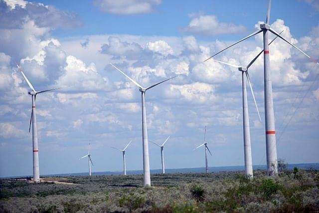 Parque Eólico Ventika / Wikimedia