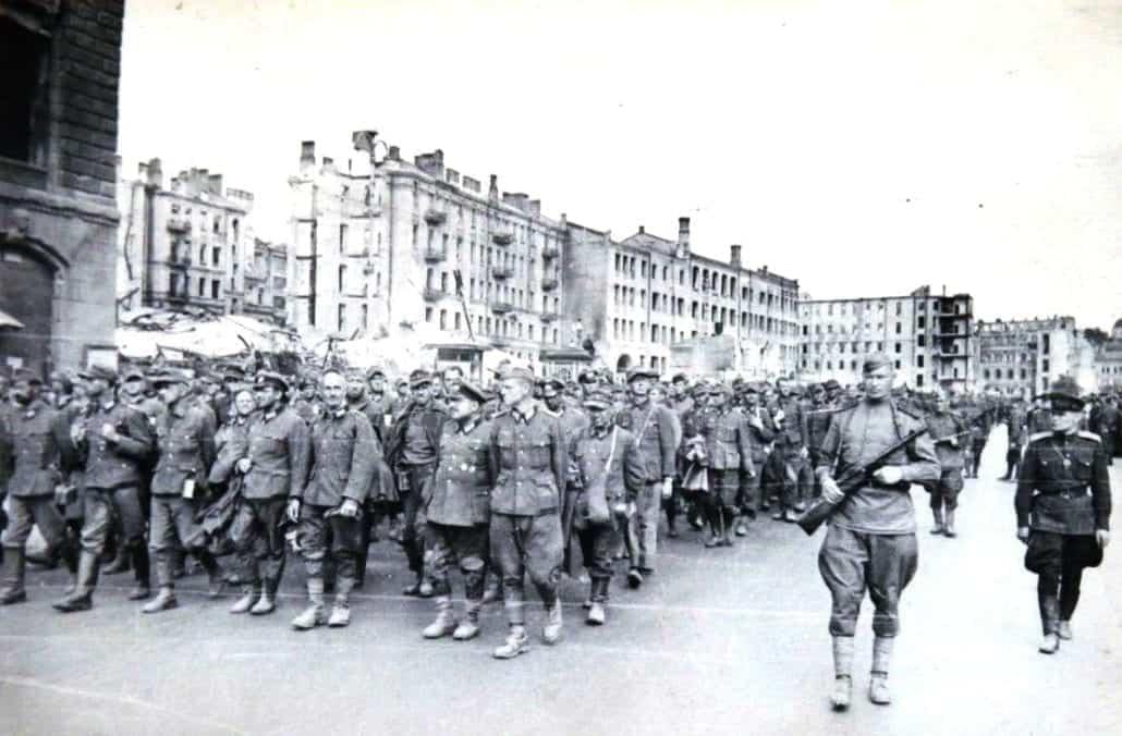 Prisioneros de Stalin: se los tragó la tierra