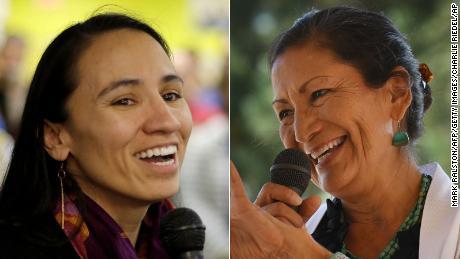 Mujeres y latinos en el nuevo congreso