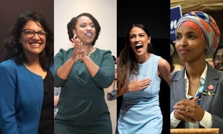 Mujeres y latinas en el nuevo congreso
