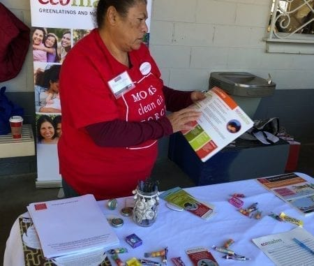 Latinos and the new climate movement