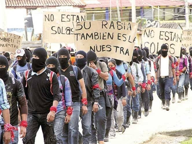 2019: La guerrilla mexicana en los tiempos de López Obrador 2