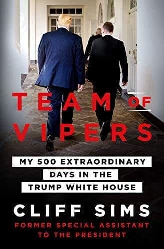 Lucha de libros: contra Trump, por Trump 5