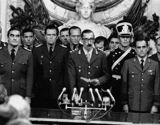 Eeuu entrega documentos desclasificados sobre el terrorismo de estado en argentina