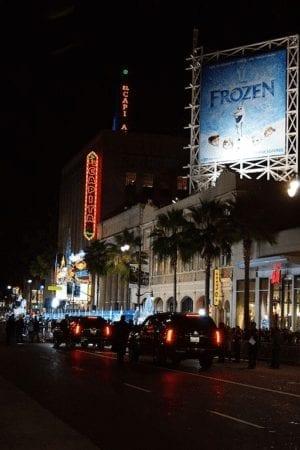 Refugiados nicaragüenses en hollywood