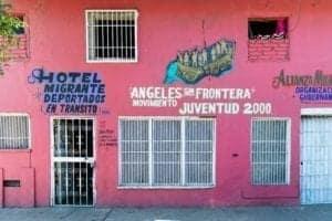Postal desde Tijuana: madres migrantes esperan el parto y la corte 1