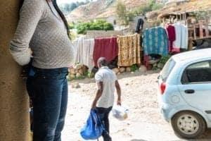 Postal desde Tijuana: madres migrantes esperan el parto y la corte 8